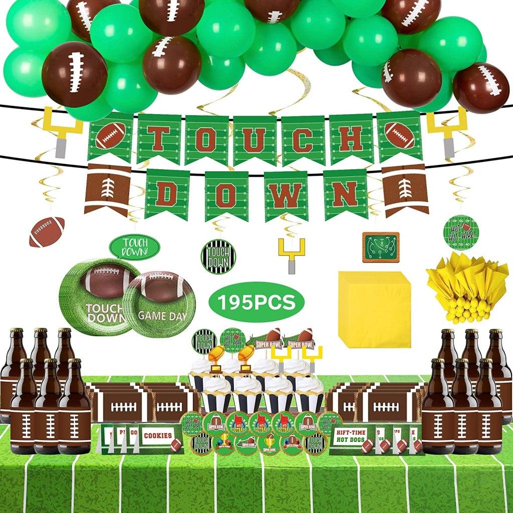 football decorations amazon