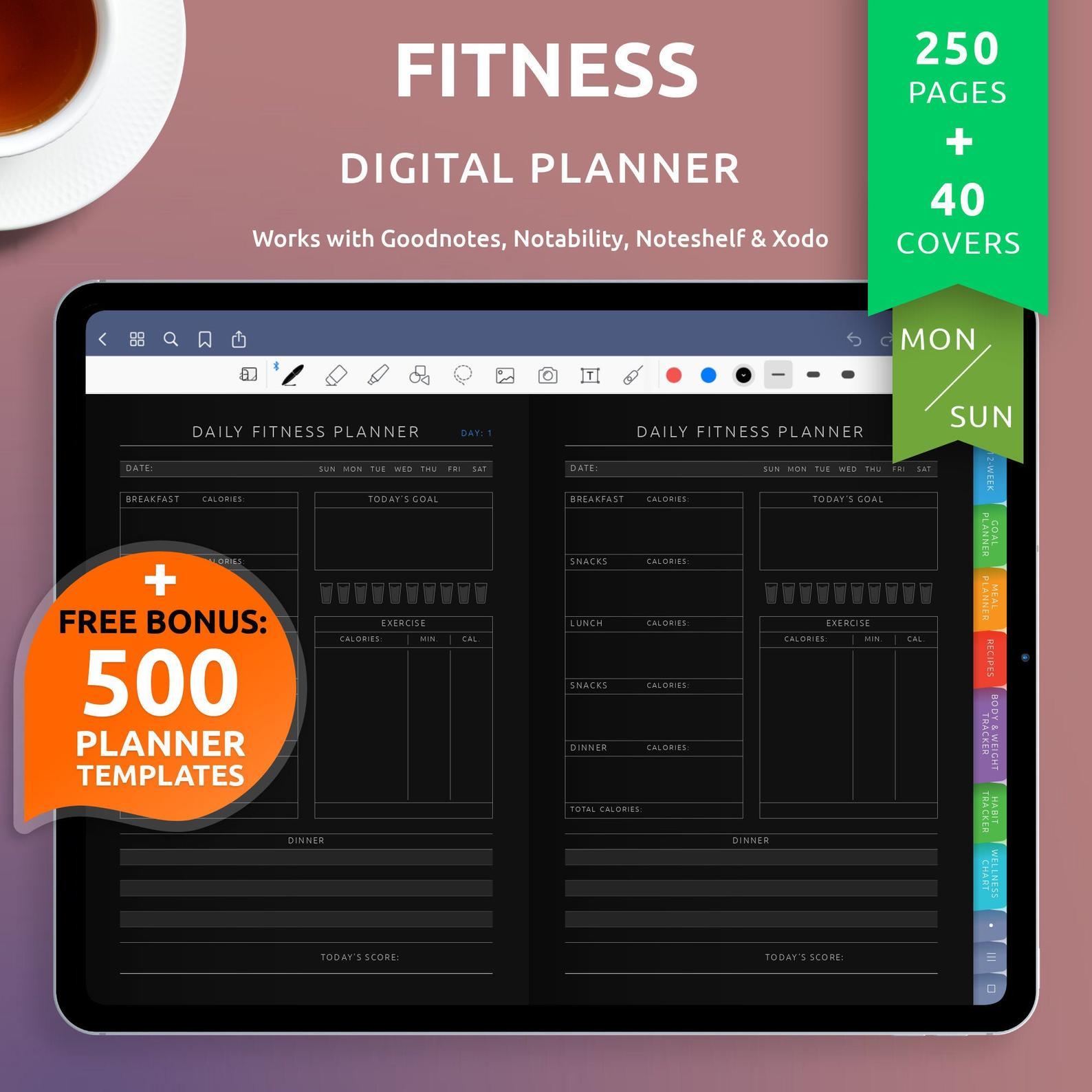 Best Digital Planners