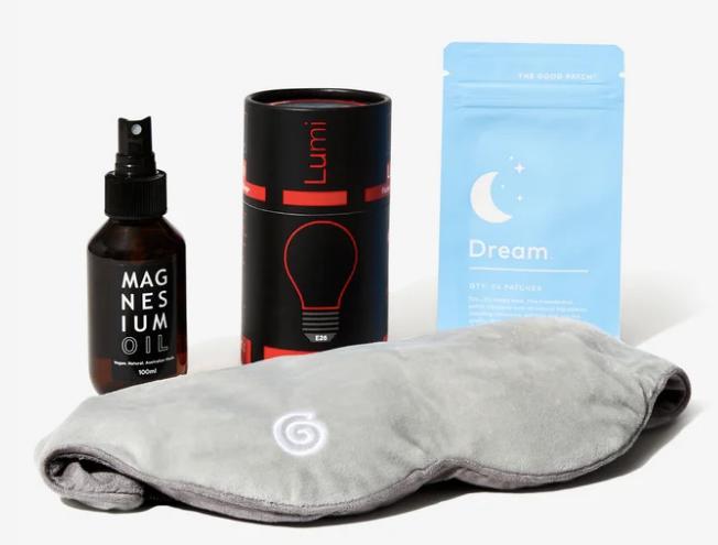 bespoke box sleep stress