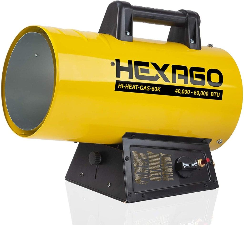 Hexago Forced Air Portable Heater