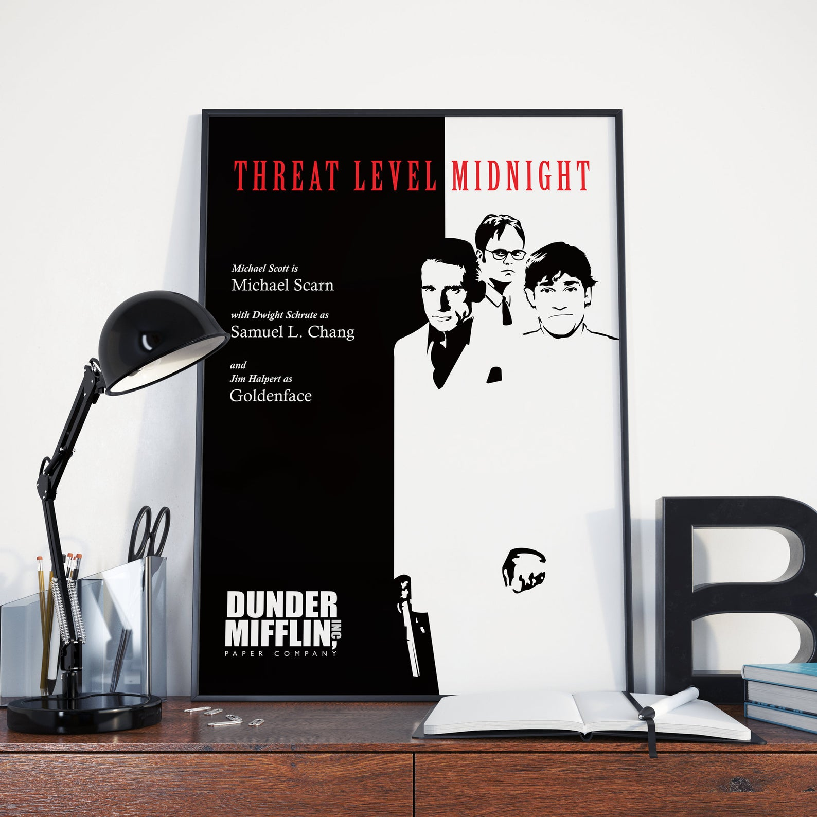 the office poster movie
