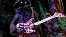 Watch a Jawa Play 'Eruption' in Fan-Made Tribute to Eddie Van Halen