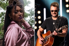 Jazmine Sullivan and Eric Church Will Perform the National Anthem at Super Bowl LV