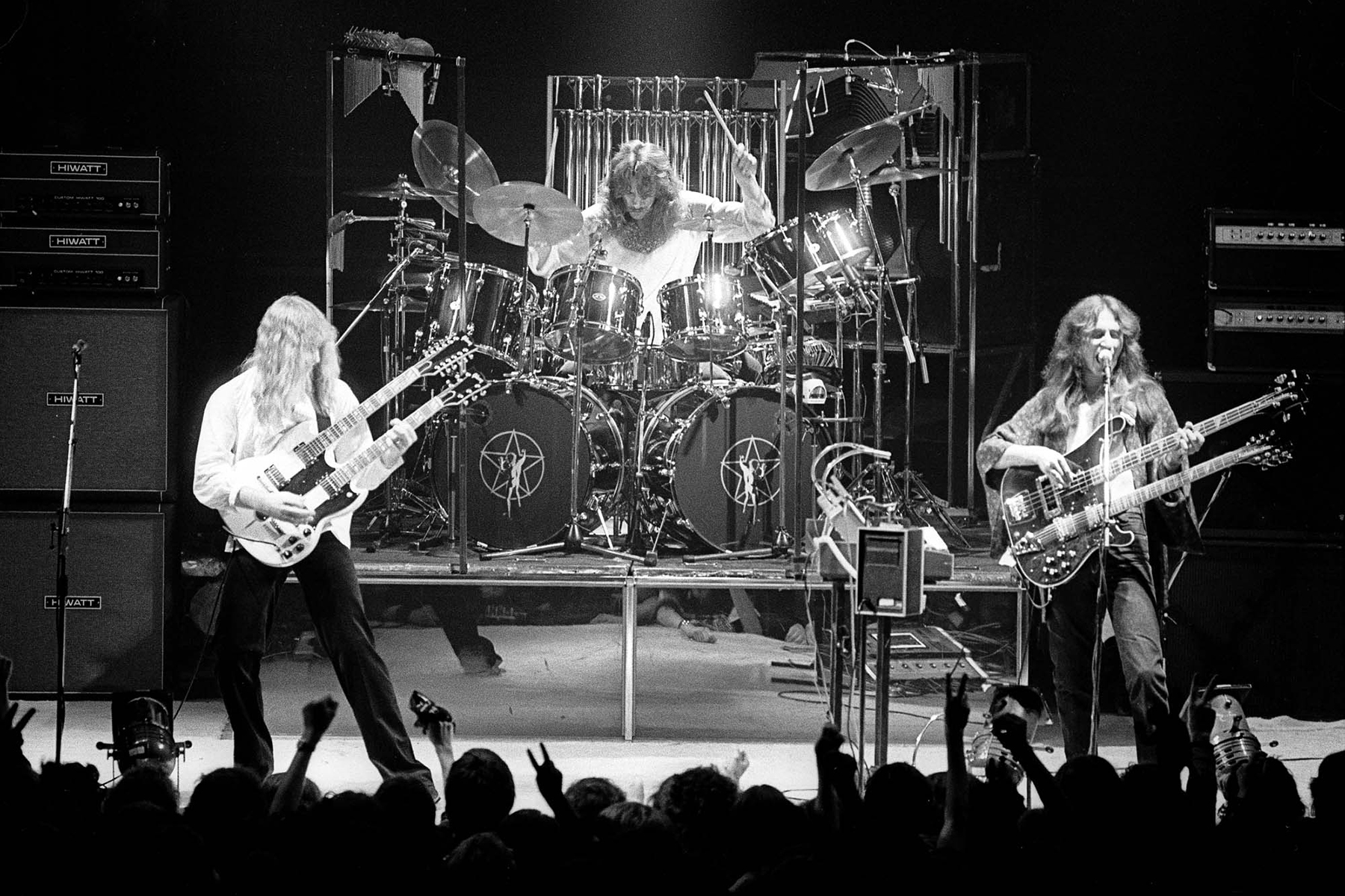 neil peart rush live 1972