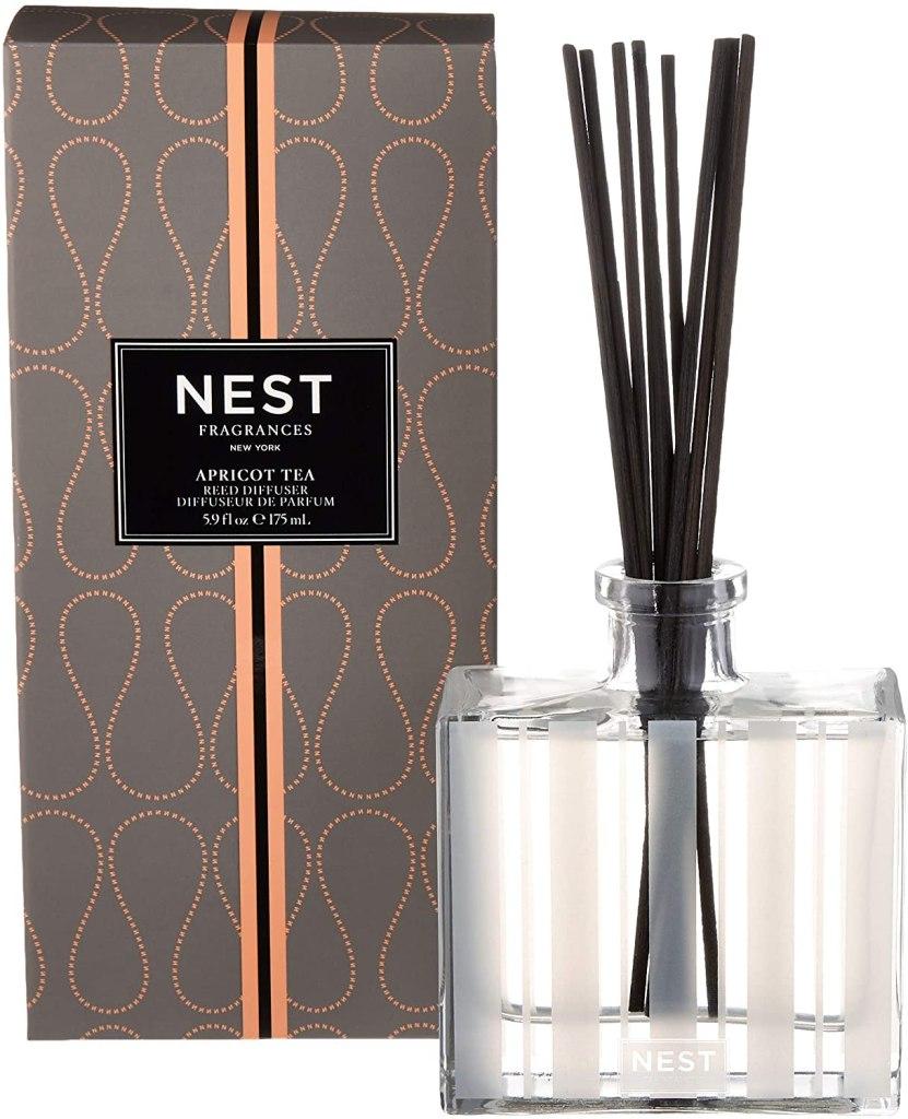 nest fragrances apricot tea diffuser