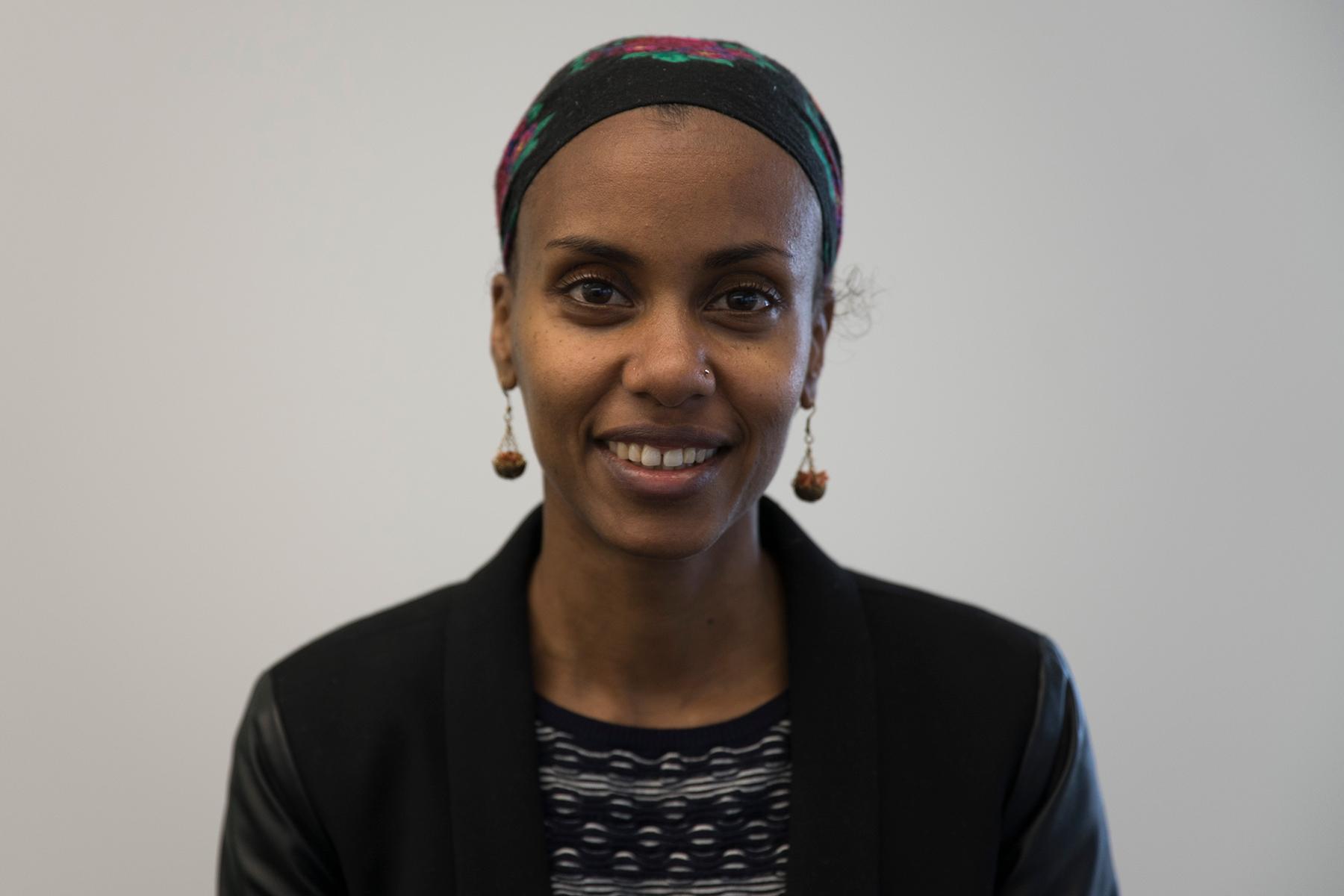 Nisrin Elamin in 2021.