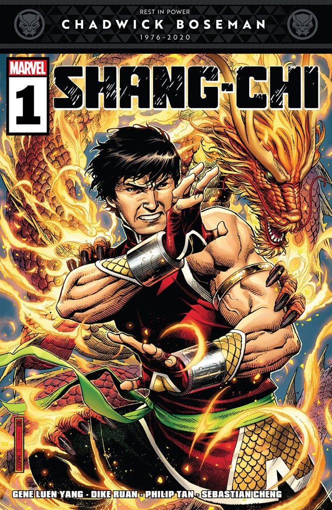Shang-Chi Marvel Comic