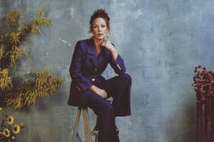 Amanda Shires Recruits Cyndi Lauper, Angie Stone, Peaches for 'Our Problem'