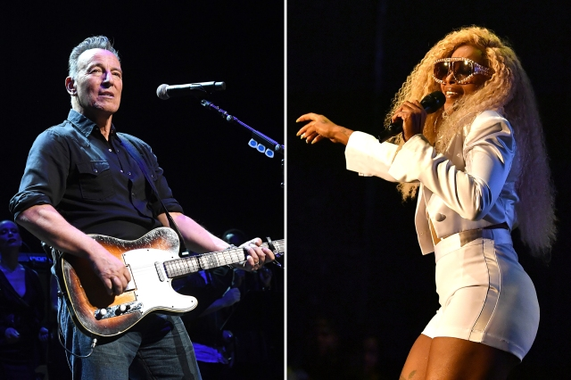 Joe Biden, Kamala Harris Share Inauguration Playlist With Springsteen, Mary J. Blige, and More.jpg