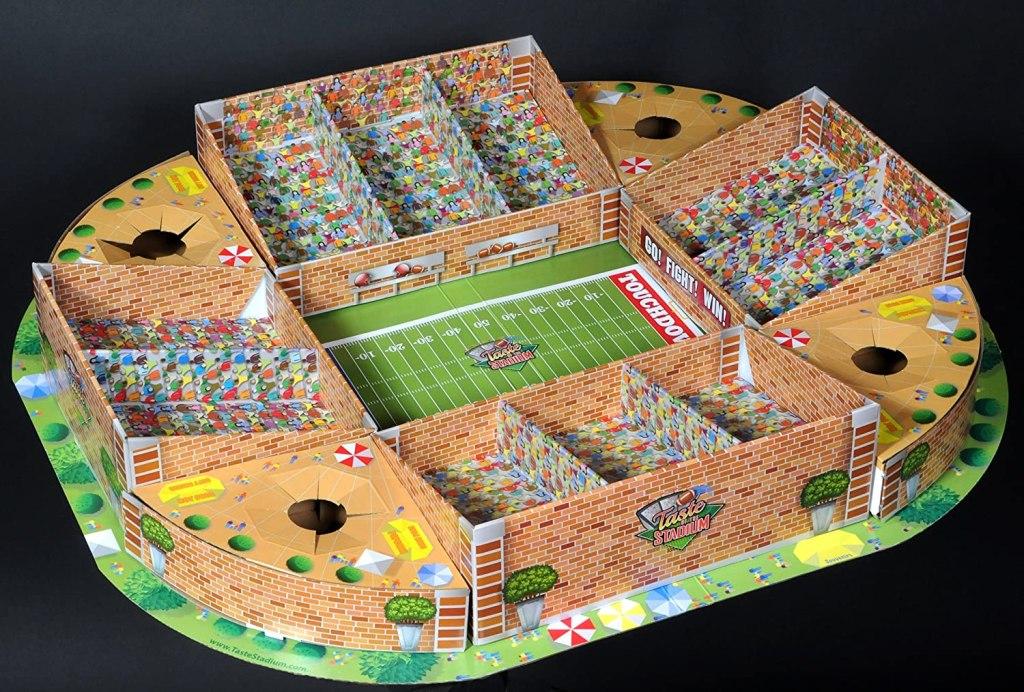 stadium serving tray