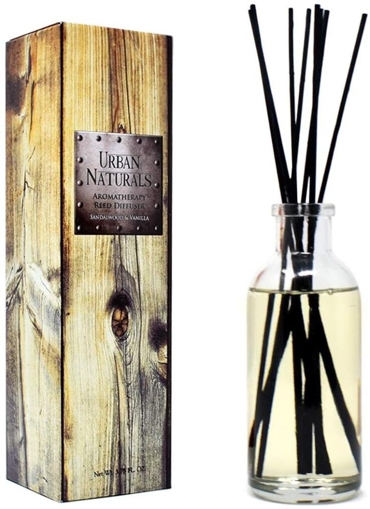 urban naturals sandalwood vanilla diffuser