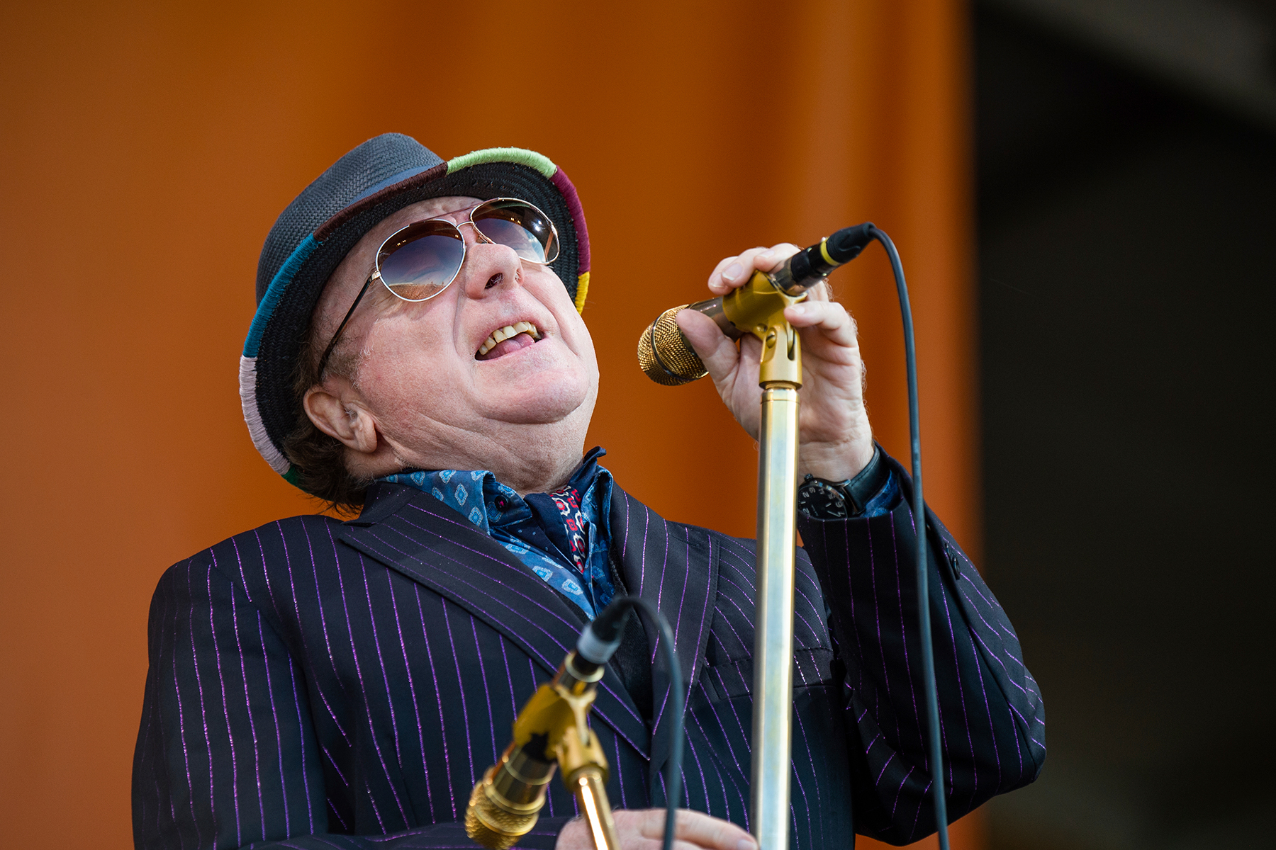rollingstone.com - Jon Blistein - Van Morrison Plots Legal Action Against Live Music Ban in Northern Ireland