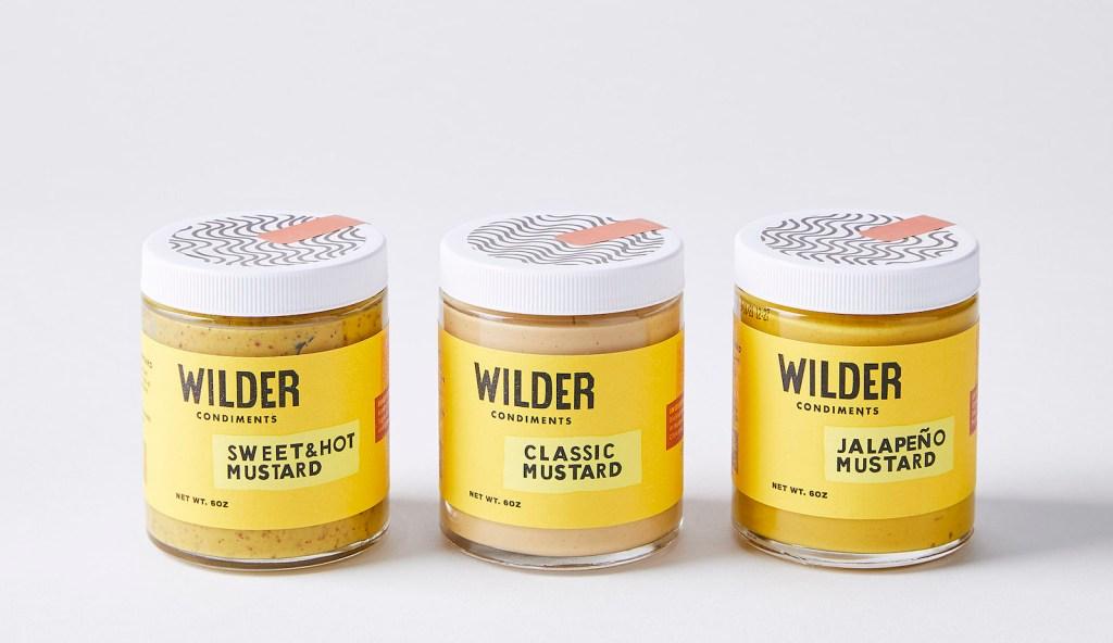 food52 mustard trio wilder
