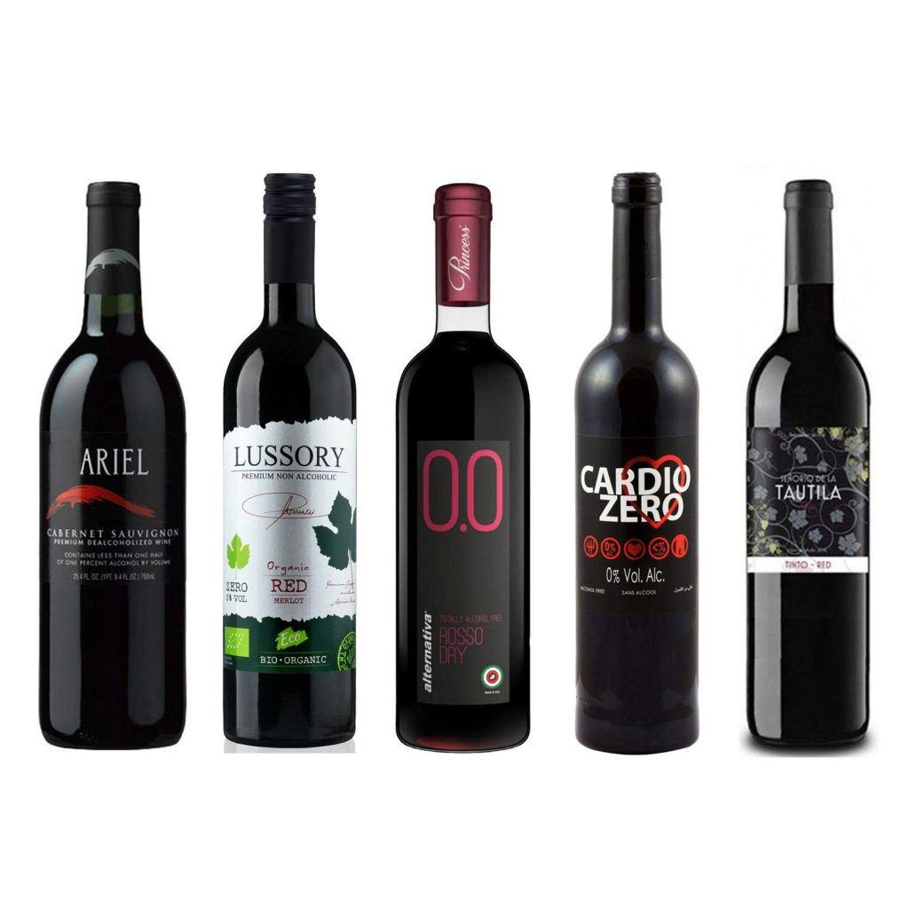 Non-Alcoholic Wine Sampler