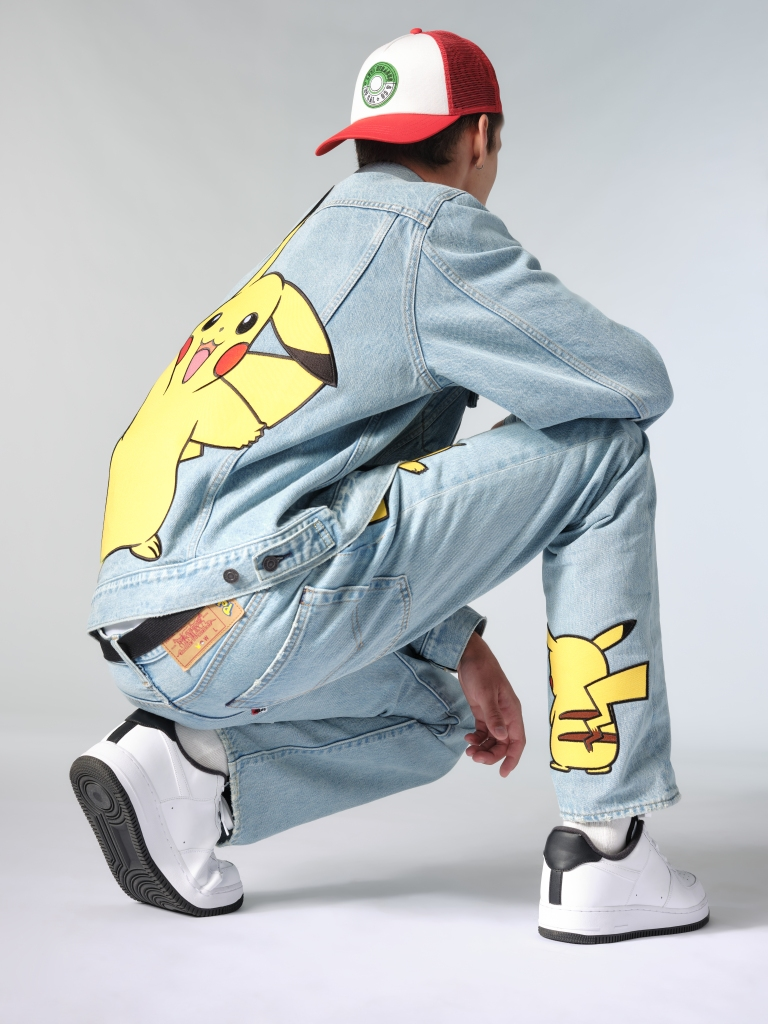 Levi's and Pokemon Collection