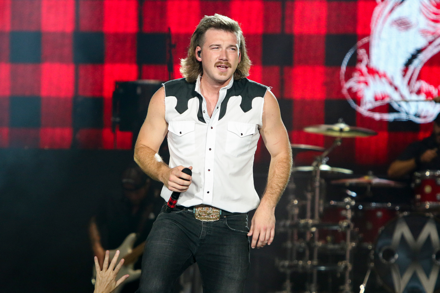 <p>Morgan Wallen's Label Suspended Him 'Indefinitely.' </p>Here's What That Means -- And What It Doesn't thumbnail