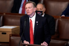 Rep. Gosar Used Pandemic Vote-by-Proxy to Speak at Far-Right Extremist Event