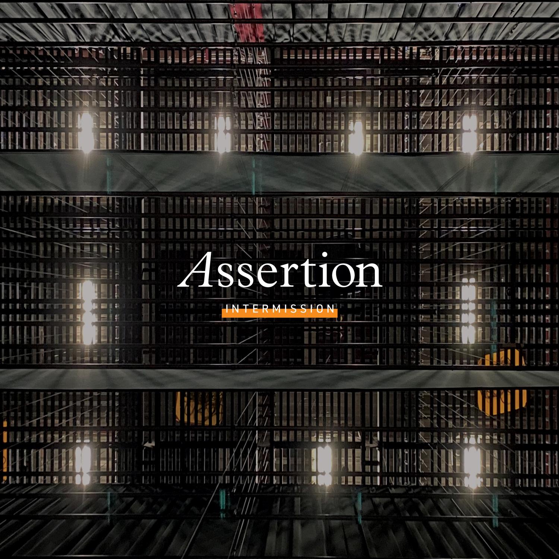 assertion intermission