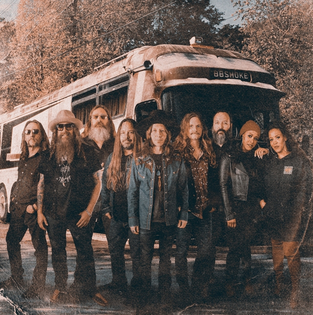 Blackberry Smoke Preview New 'You Hear Georgia' Album With Greasy Title Track.jpg
