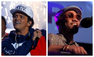 Bruno Mars, Anderson .Paak Team Up for New Band Silk Sonic