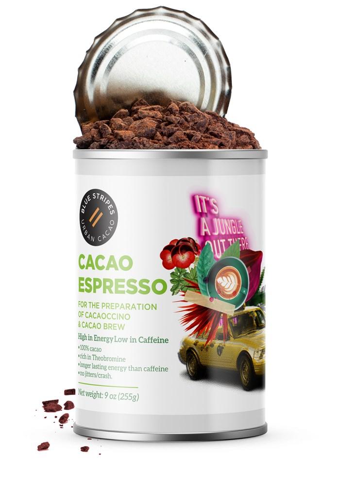 Blue Stripes Urban Cacao