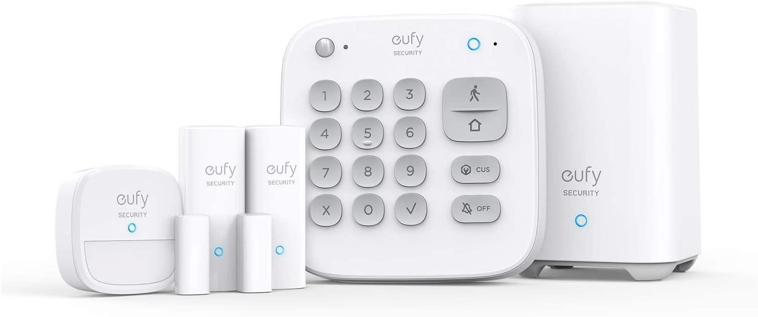 Eufy Security 5-Piece Home Alarm Kit