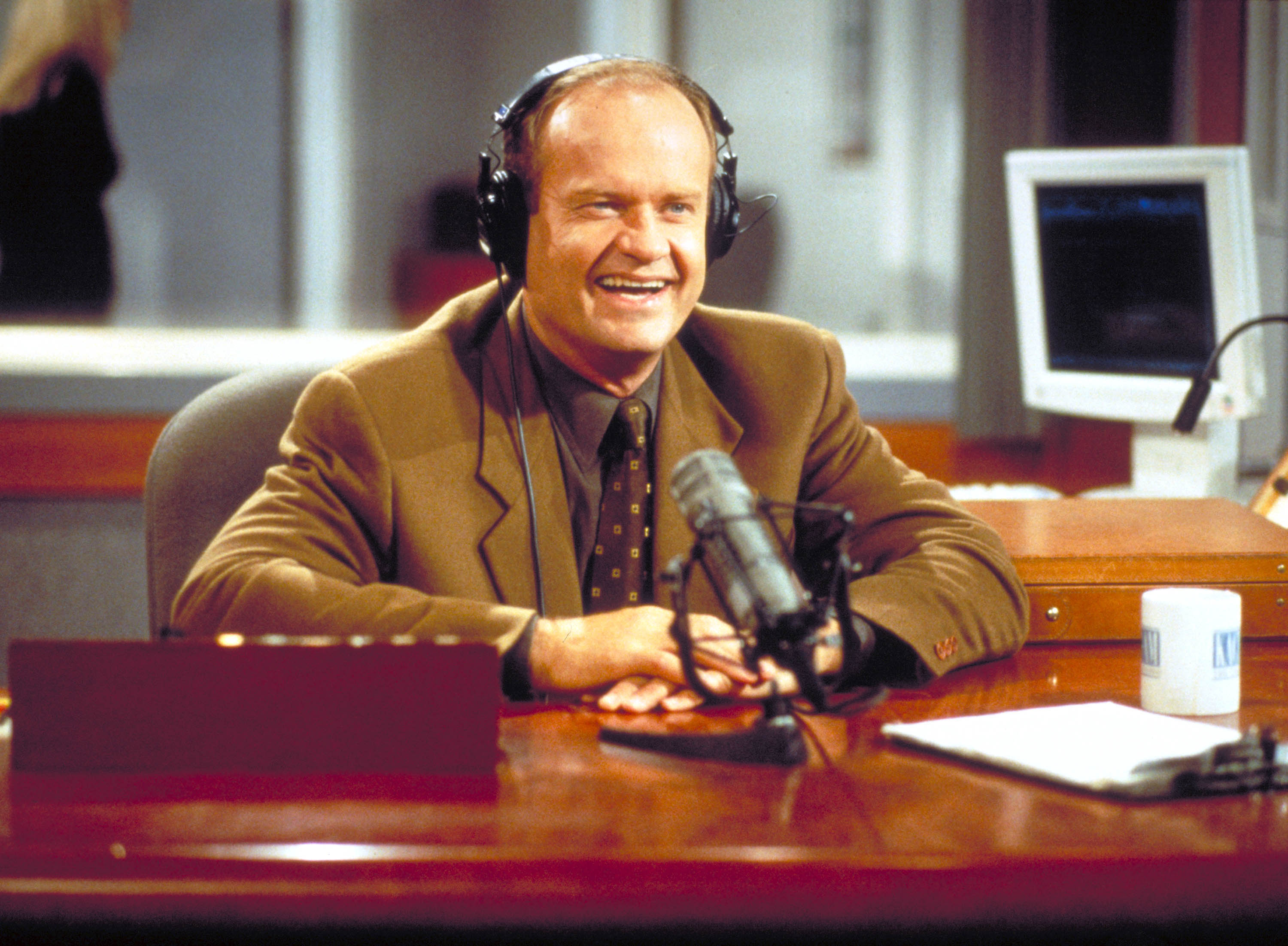 Kelsey Grammer to Return for 'Frasier' Reboot: 'I Gleefully Anticipate Sharing the Next Chapter' - Rolling Stone