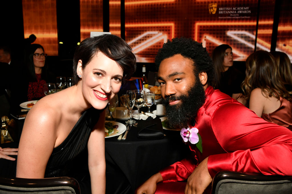 Donald Glover Phoebe Waller-Bridge to Star in Amazon's 'Mr. and Mrs. Smith' Series – Rolling Stone