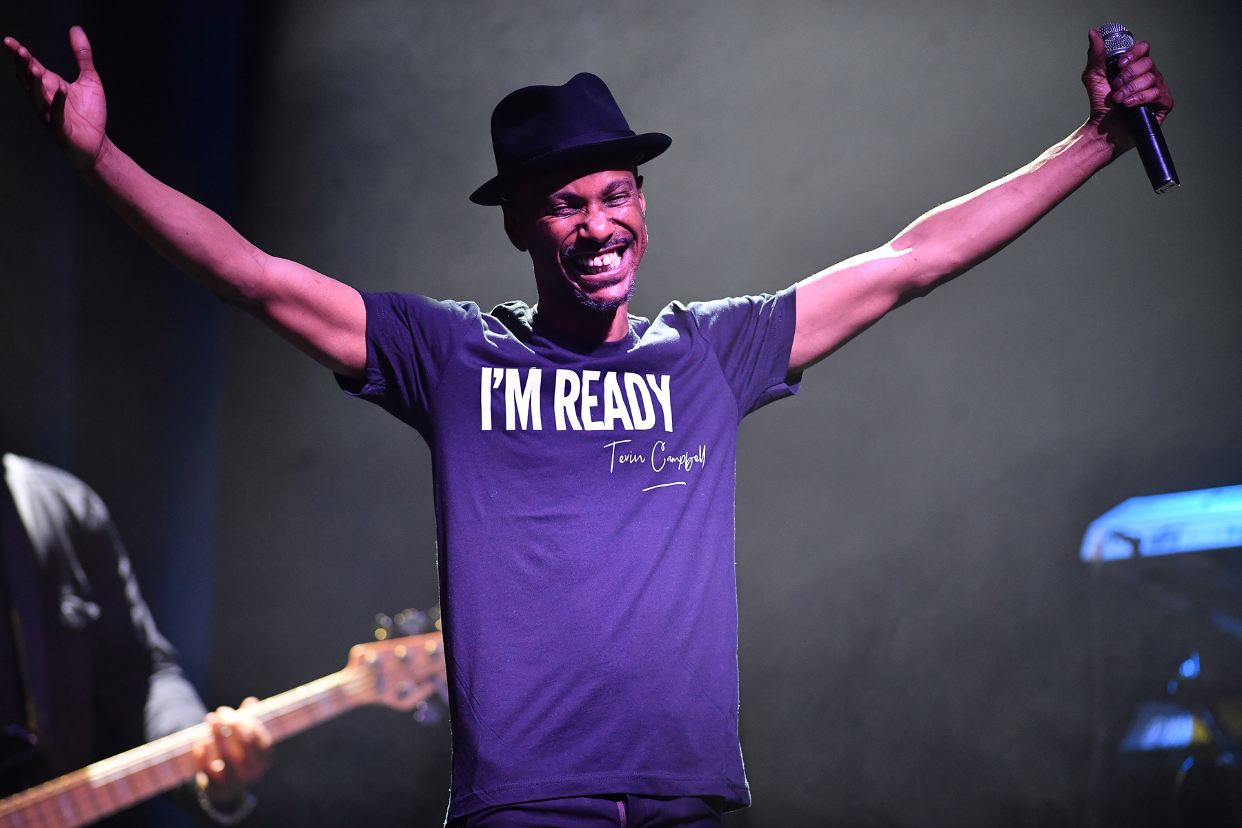 ATLANTA, GA - NOVEMBER 24: Tevin Campbell performs at R&B Replay Concert Series at Center Stage on November 24, 2019 in Atlanta, Georgia.(Photo by Prince Williams/Wireimage)