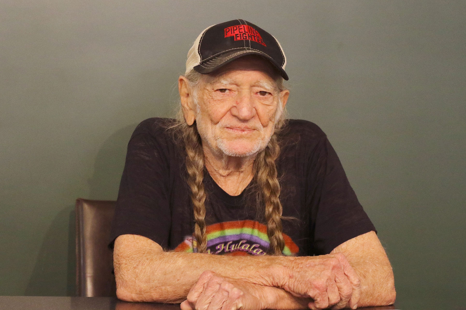 Willie Nelson's Letters to America book