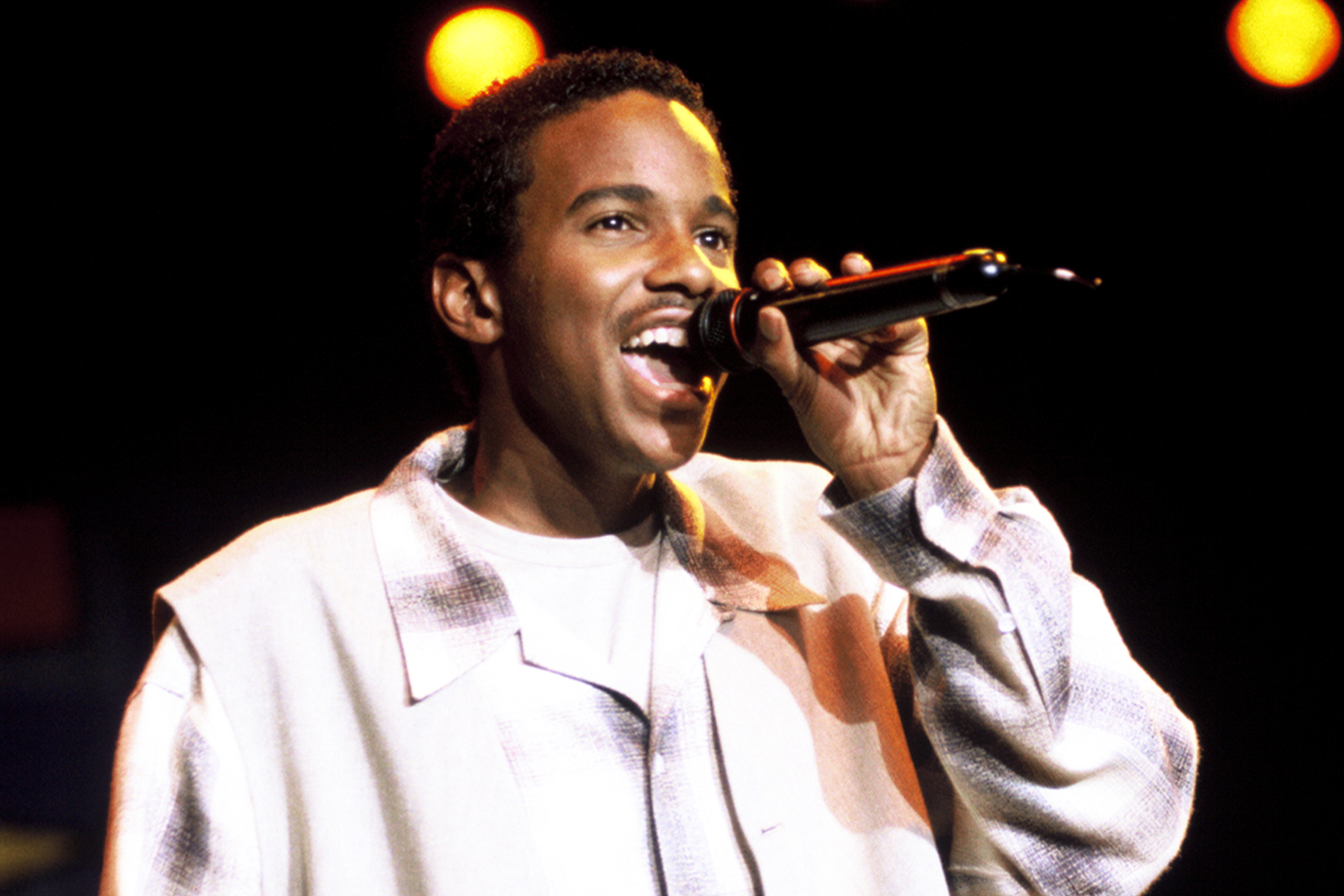 A Teenage Tevin Campbell Didn't Feel Ready to Sing Prince's Songs. Now, He's Glad He Did
