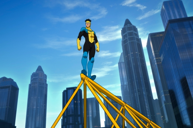 A Teenage Superhero Comes Into His Own in the Trailer for Robert Kirkman's 'Invincible'.jpg