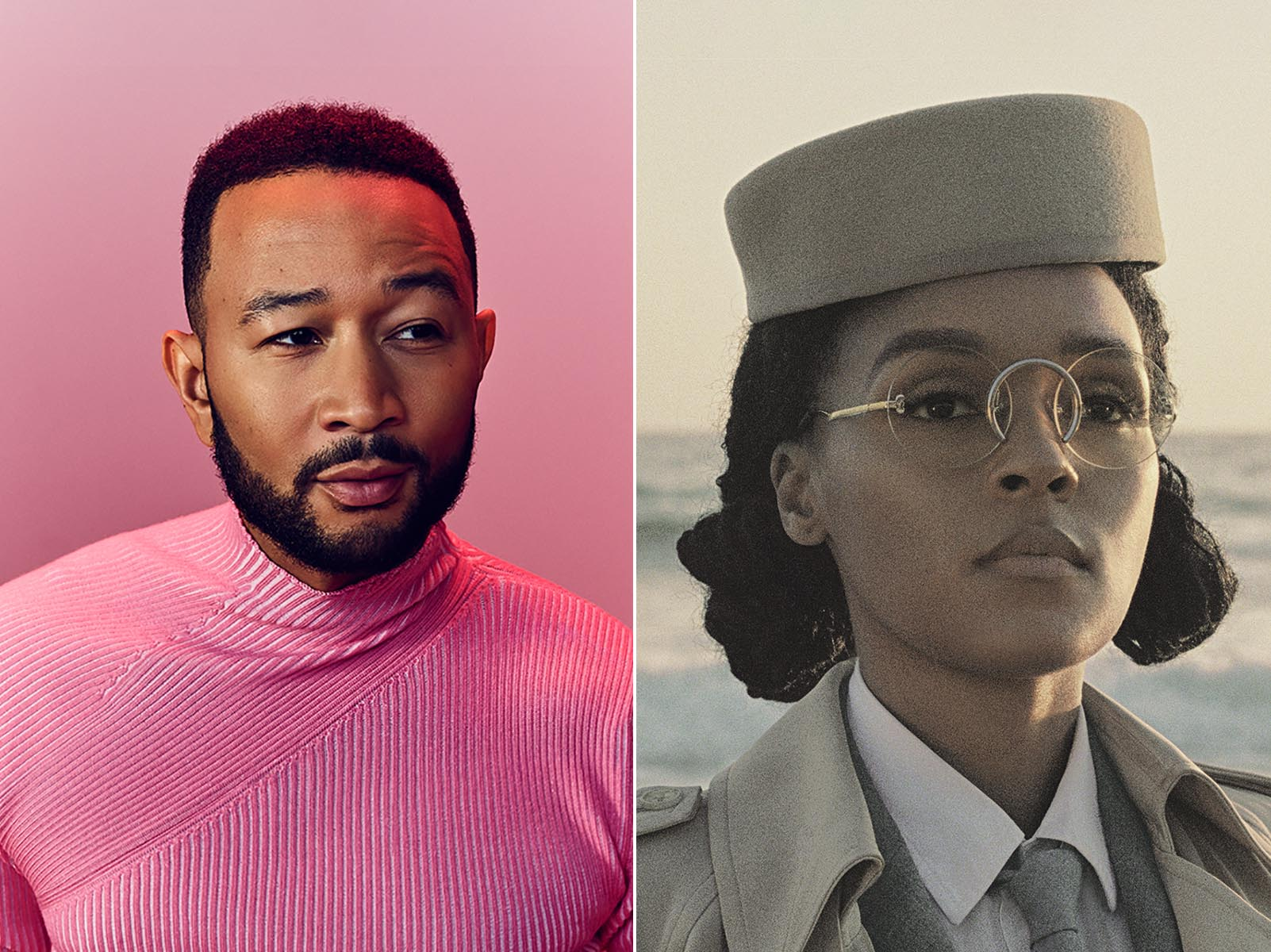 John Legend, Janelle Monae to Lead Recording Academy's First 'Black Music Collective' Event