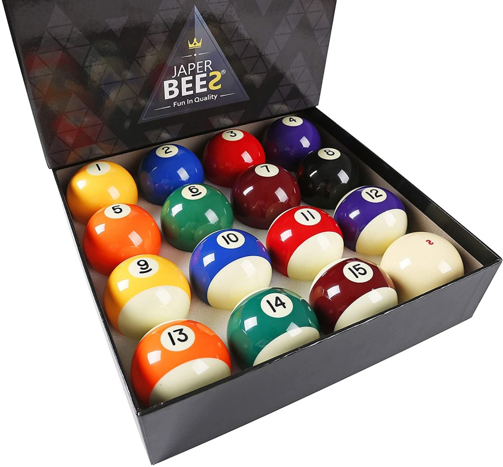 best pool ball set