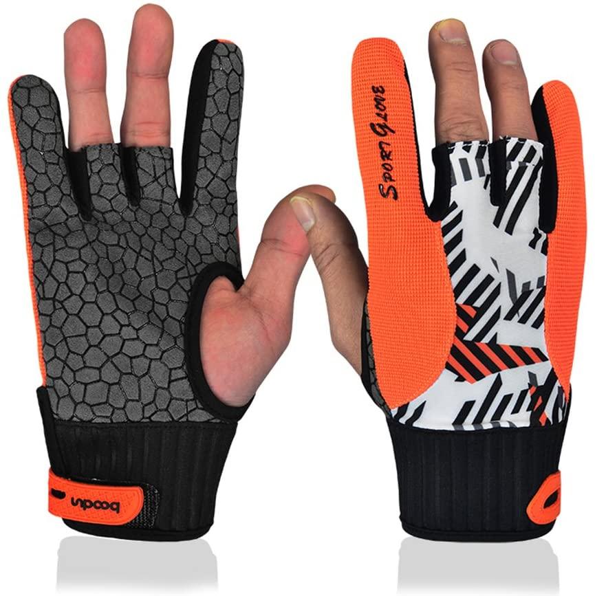 Mumian Professional Anti-Skid Bowling Gloves