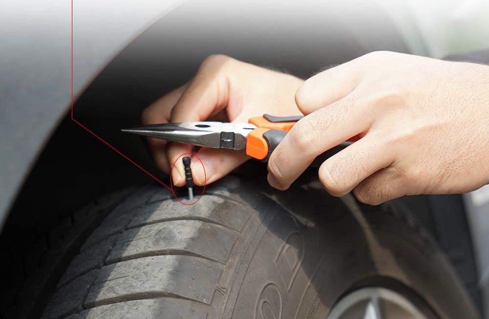 Orcish Tire Repair Plug Kit
