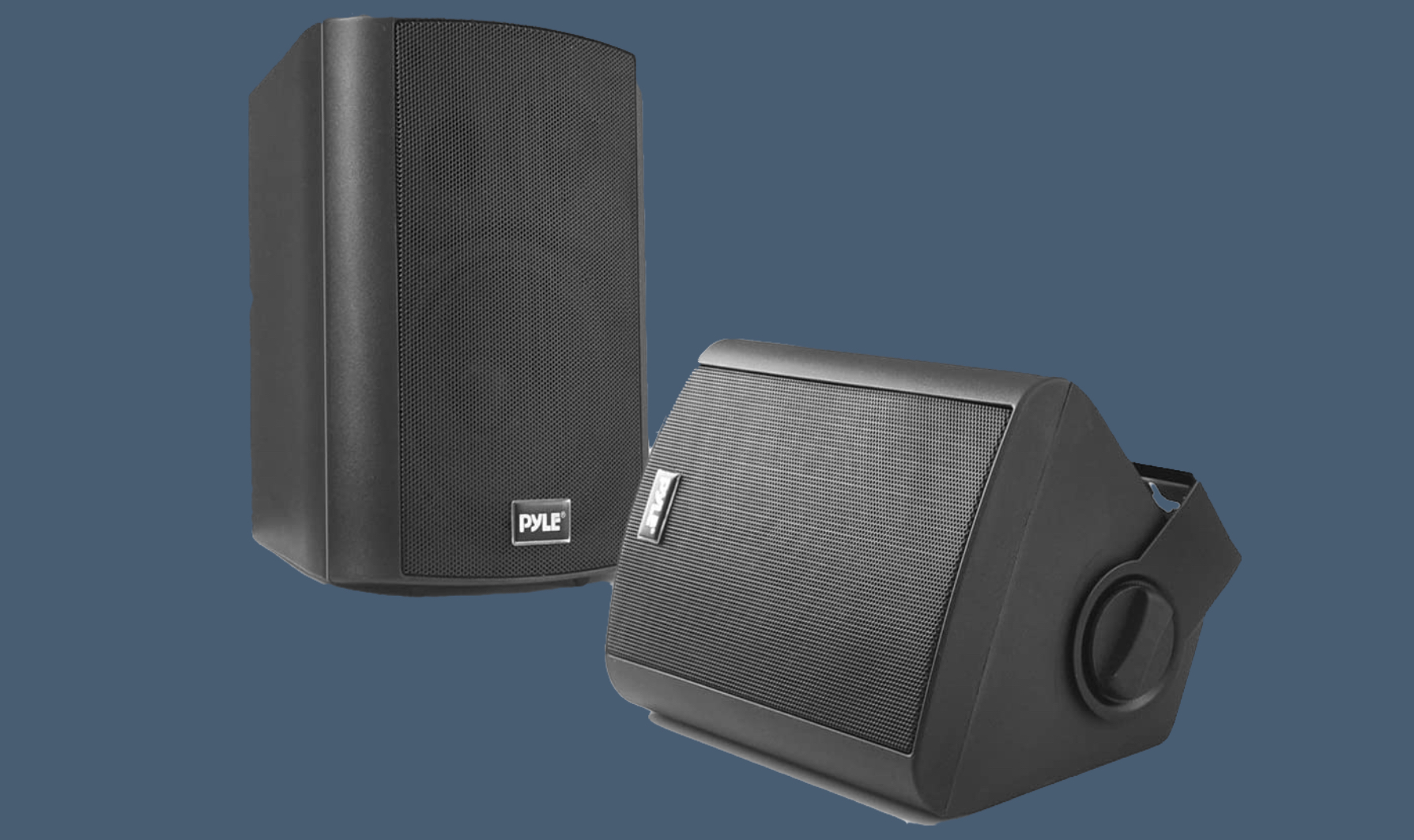 Pyle Wall Mount Home Speaker System