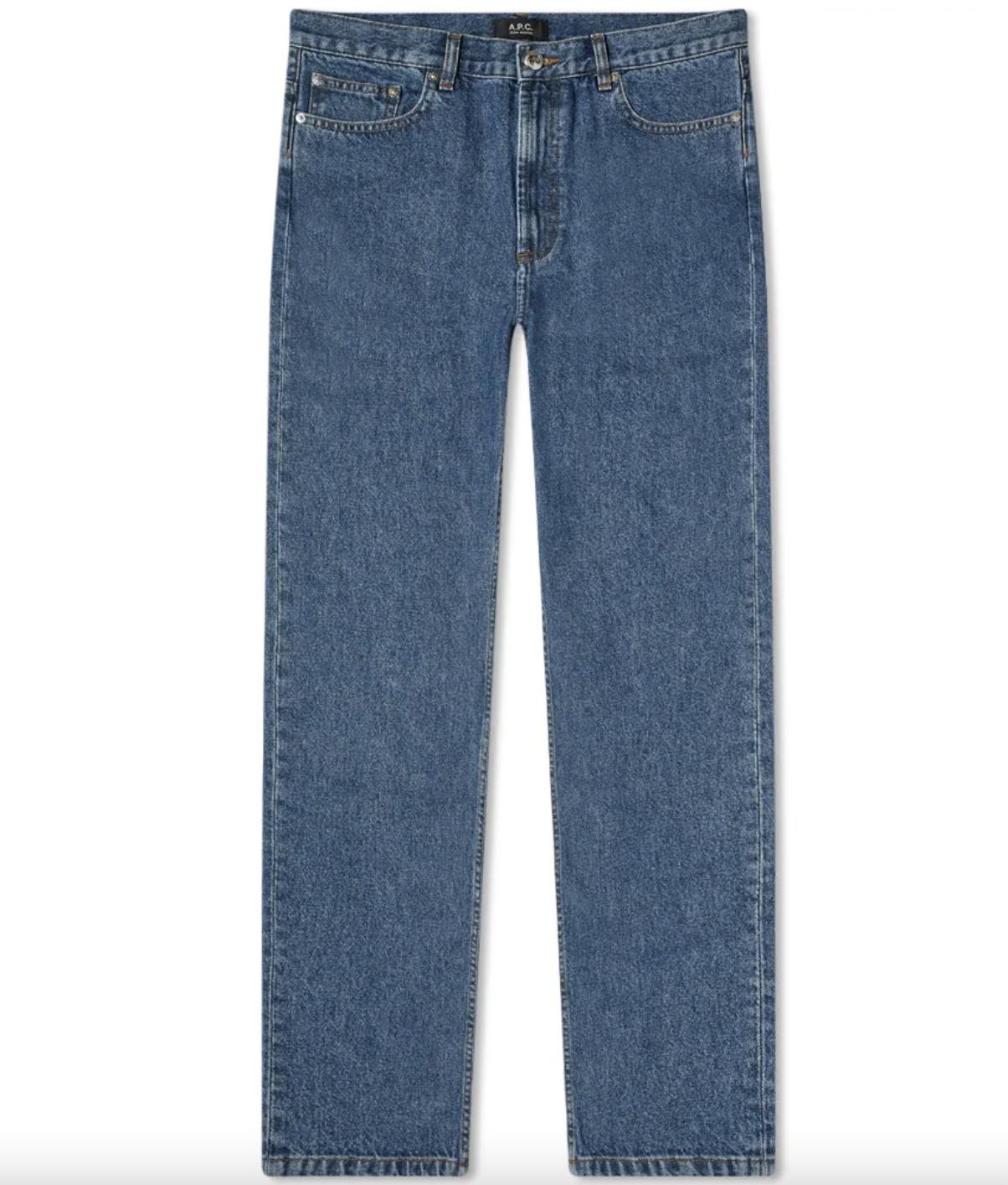 best men's jeans APC