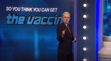 See 'SNL' Turn Covid-19 Vaccine Eligibility Into Game Show Hosted by Dr. Fauci