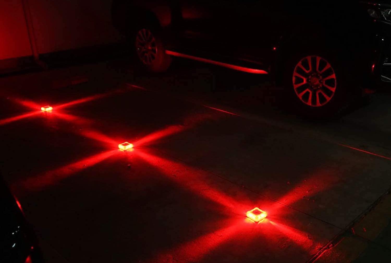 SlimK Led Road Flares Car Emergency Light Kit