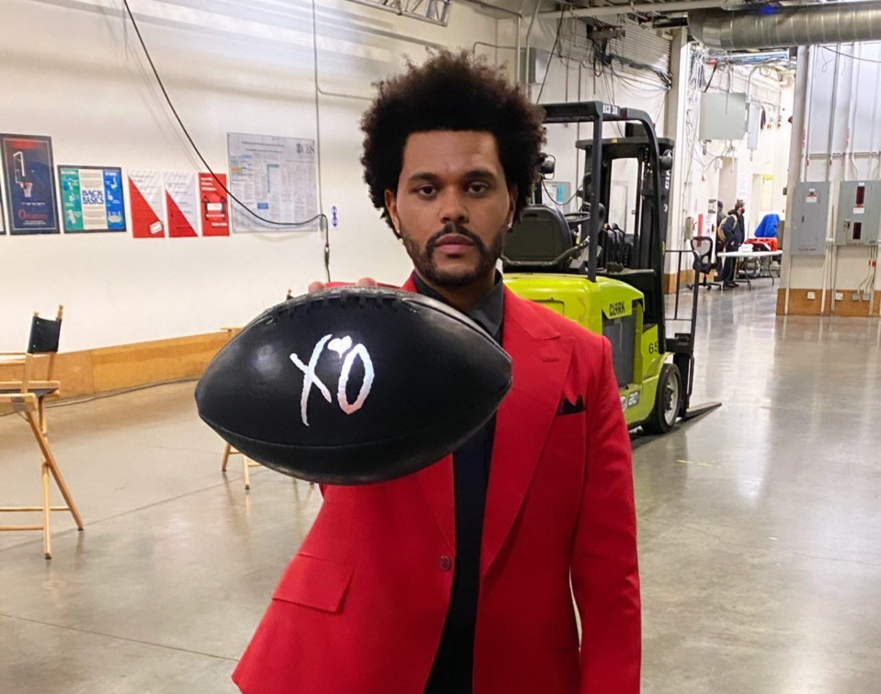 Wilson Drops Limited-Edition Super Bowl Football Collaboration With The Weeknd - Rolling Stone