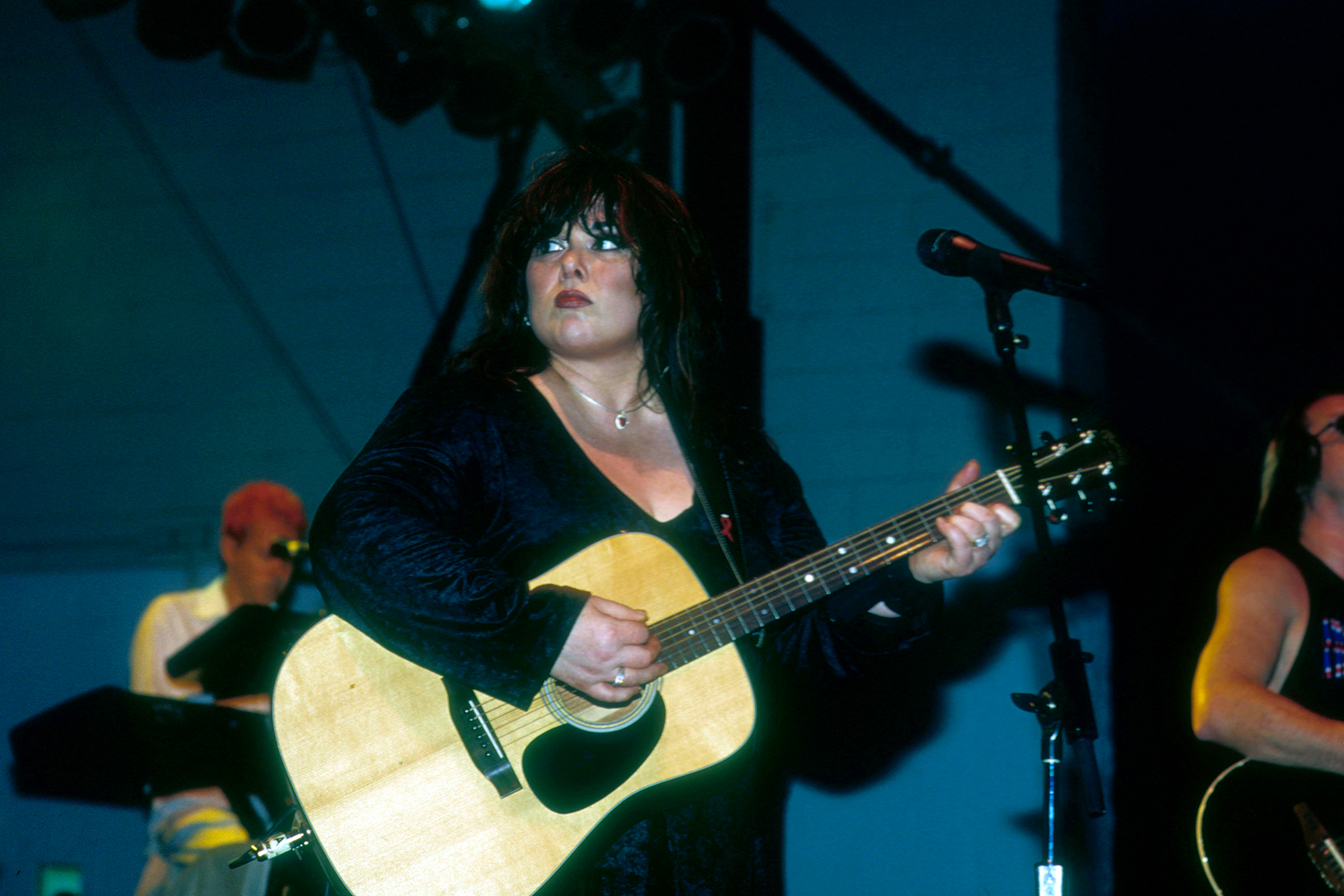 Flashback: Ann Wilson Sings 'Let It Be' With John Entwistle, Todd Rundgren, and Alan Parsons