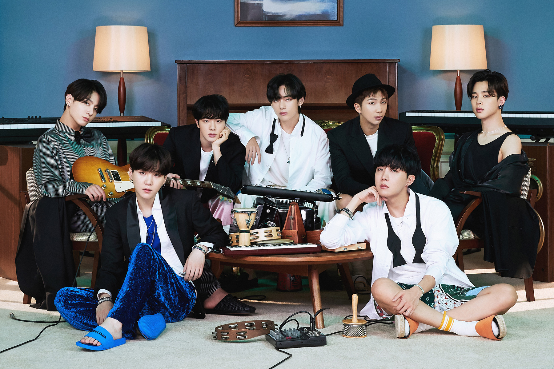 Big Hit and Universal Music Will Launch a New Boy Band Together - Rolling Stone