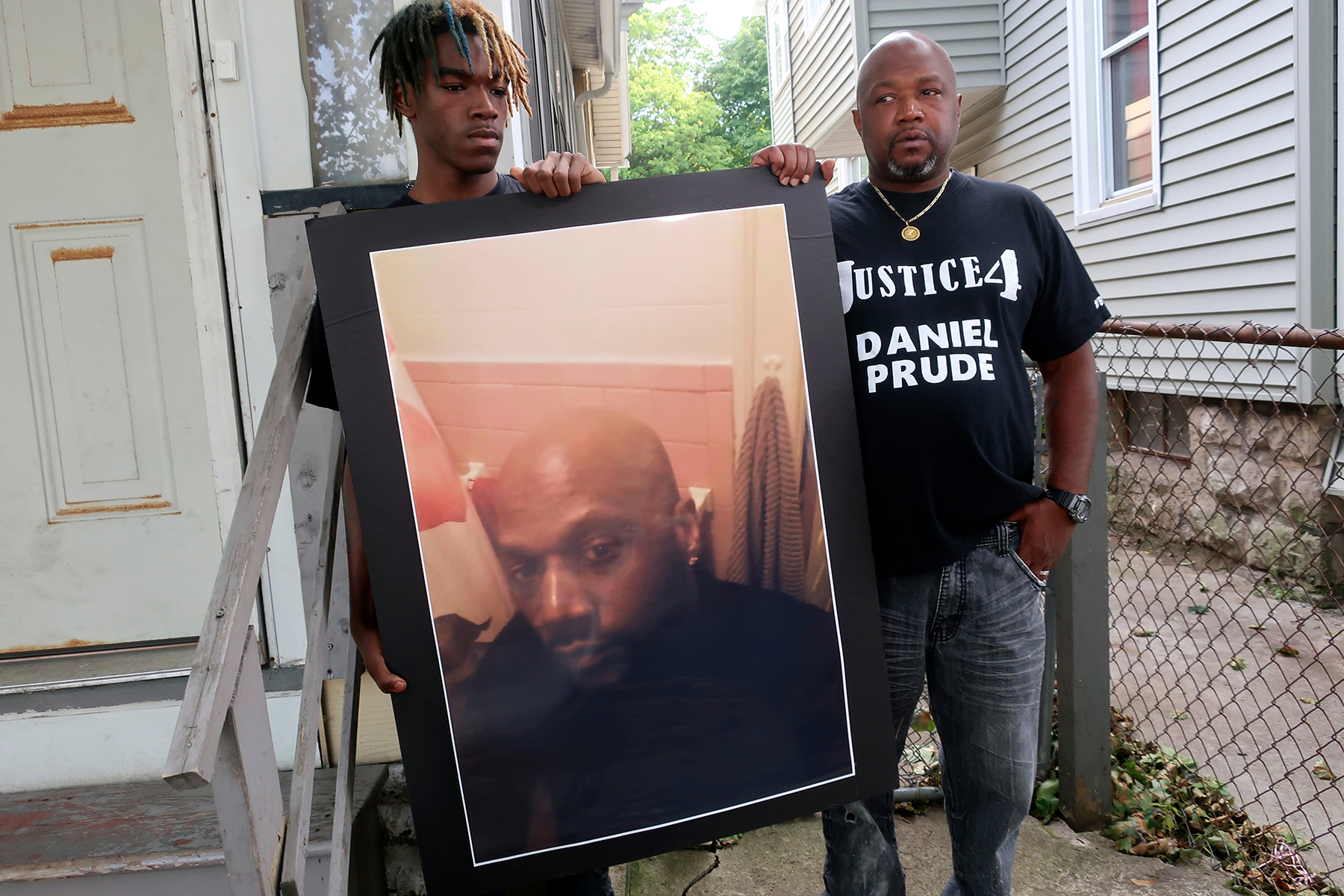 Rochester Police Won't Face Charges in Arrest Tied to Death of Daniel Prude