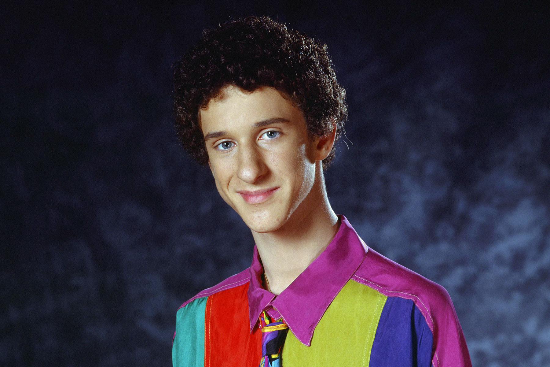 SAVED BY THE BELL -- Season 3 --Pictured: Dustin Diamond as Screech Powers -- Photo by: Chris Haston/NBCU Photo Bank