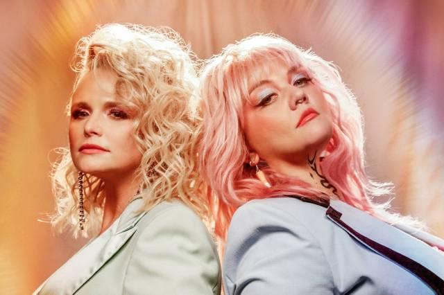 Elle King and Miranda Lambert Duet in 'Drunk (And I Don't Wanna Go Home)'.jpg
