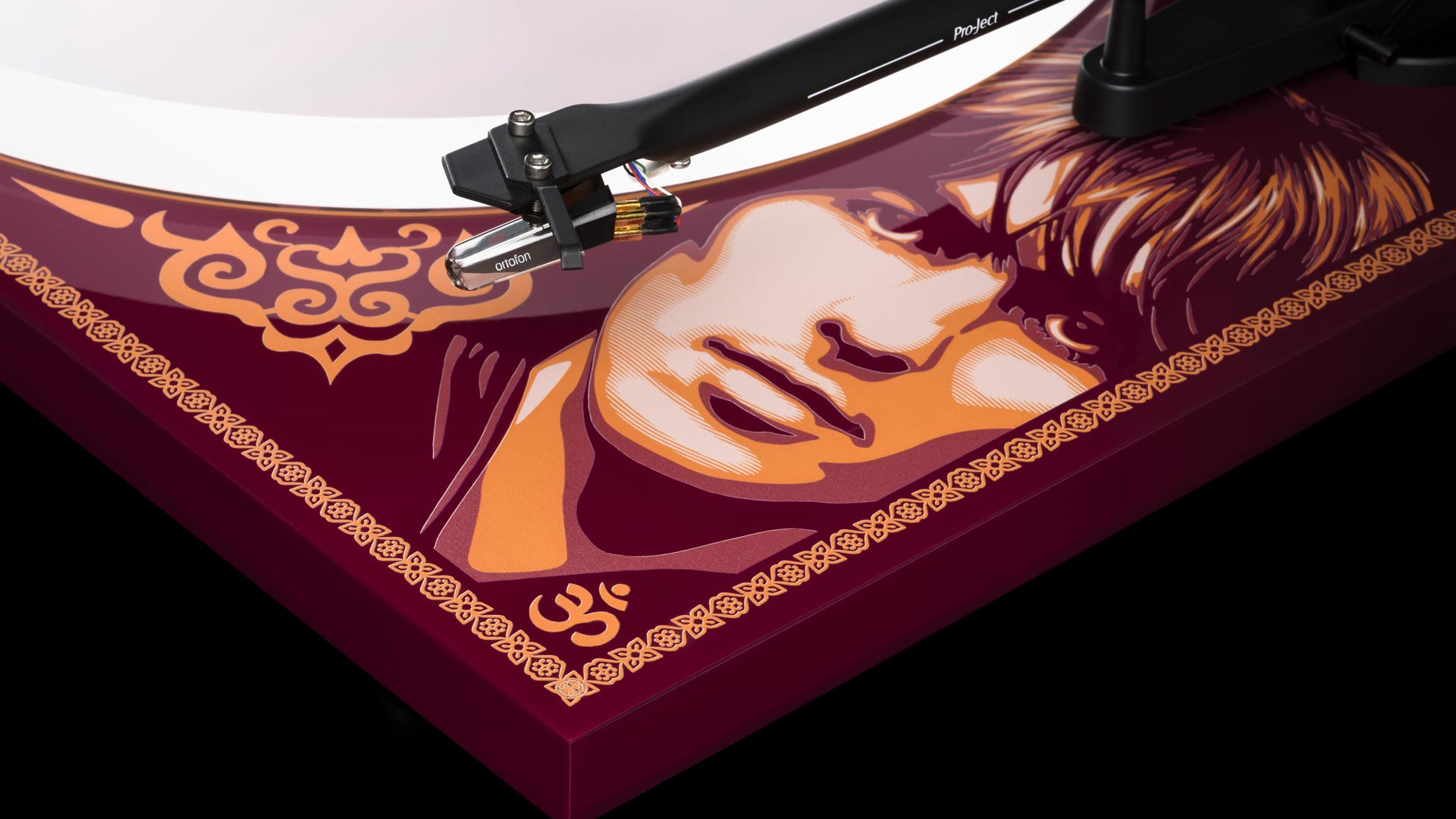 This Special Edition George Harrison Turntable Is Fit for Any Vinyl Collector