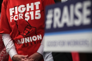Senate Ruling: No $15 Minimum Wage in Democratic Relief Package