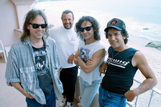 Neil Young and Crazy Horse's Frank 'Poncho' Sampedro on New Live LP, Why He Left the Band.jpg