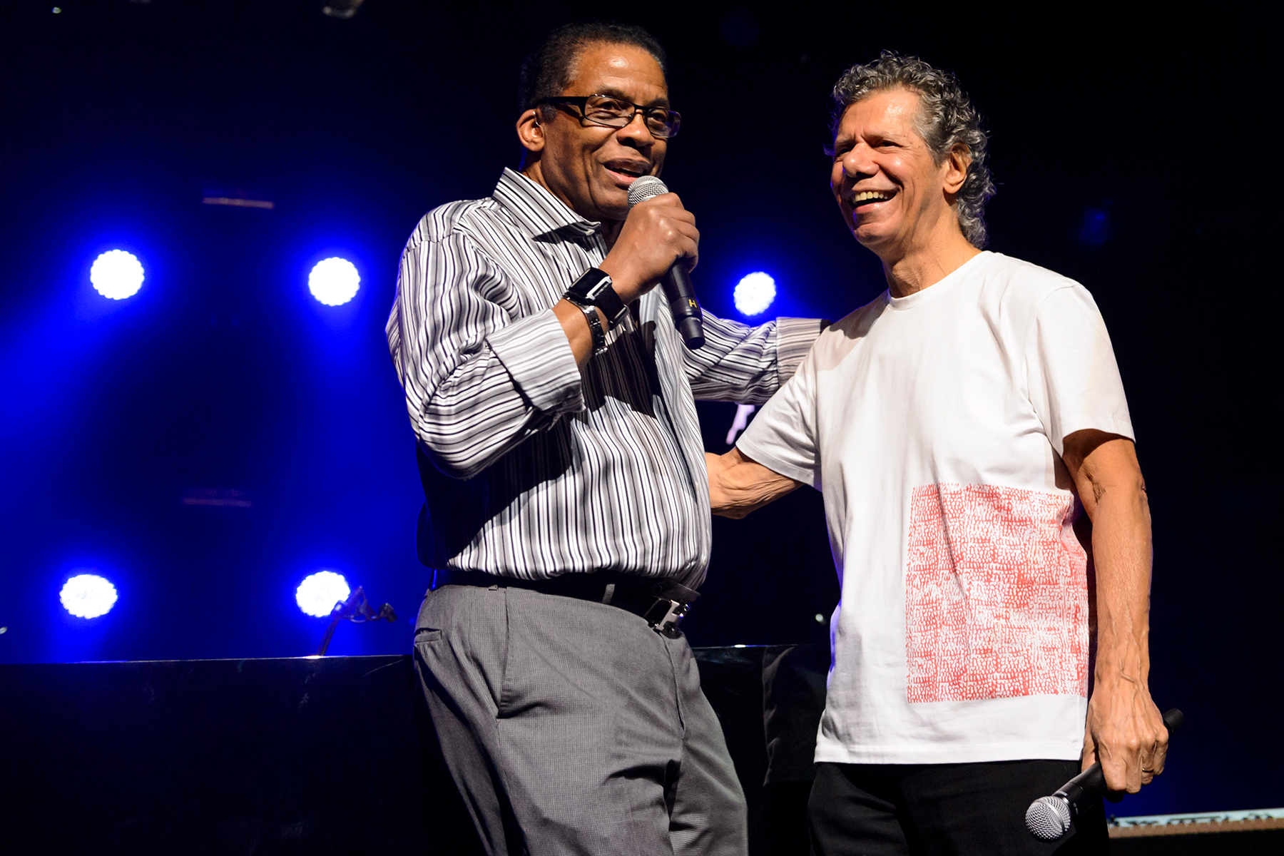 Herbie Hancock on Chick Corea: 'He Always Wanted to Share Whatever He Had'